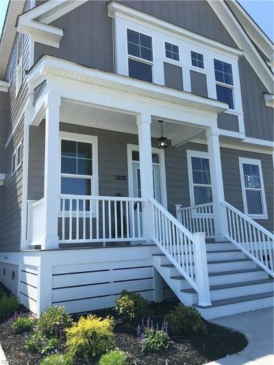 Chesapeake Single Family Home For Sale: 1020 Fox Trail
