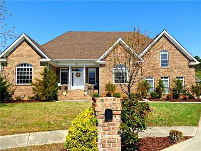 Chesapeake Single Family Home Under Contract: 305 Flax Mill Way