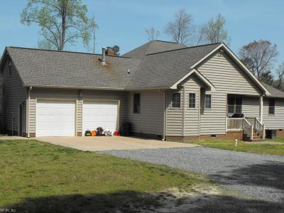 Gloucester Single Family Home Under Contract: 4755 Aspen Hill Ln