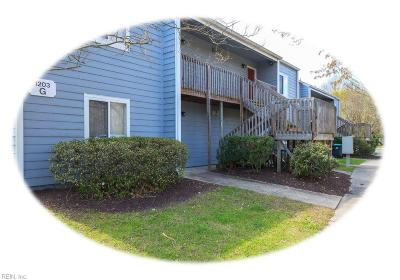 Williamsburg Single Family Home Under Contract: 1203 Jamestown Rd #G4