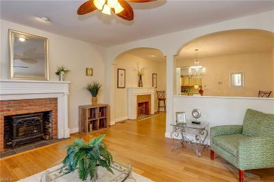 Portsmouth Single Family Home For Sale: 431 London St