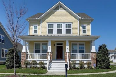Chesapeake Single Family Home New Listing: 600 Colonel Byrd St