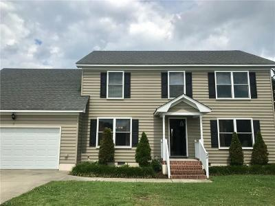 Hampton Single Family Home For Sale: 35 Reflection Ln