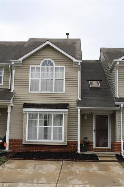 Suffolk Single Family Home For Sale: 6238 Heather Glen Dr