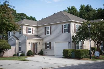 Single Family Home For Sale: 1708 Springs Edge Ct