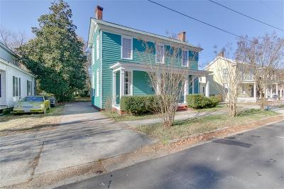 Suffolk Single Family Home New Listing: 107 Linden Ave
