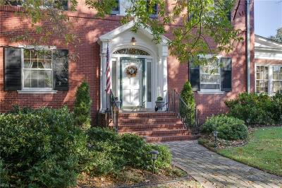 Hampton Single Family Home New Listing: 124 Columbia Ave