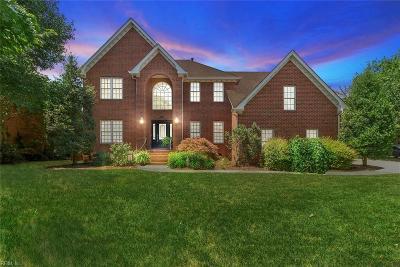 Virginia Beach Single Family Home New Listing: 2305 Souverain Ln