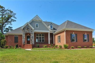 Virginia Beach Single Family Home New Listing: 1224 Stockwell Ct