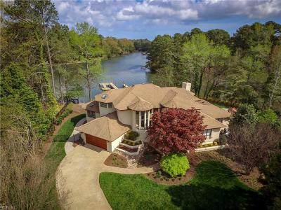 Chesapeake, Hampton, Norfolk, Portsmouth, Suffolk, Virginia Beach Single Family Home New Listing: 1812 Upper James Ct