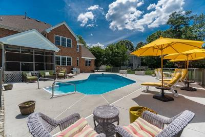 Virginia Beach Single Family Home New Listing: 1097 Five Point Rd