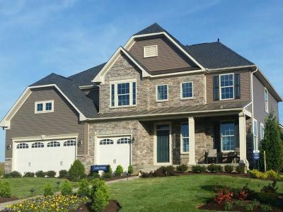 Chesapeake Single Family Home Under Contract: 2200 Summer Breeze Rd