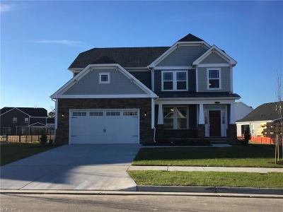 Virginia Beach Single Family Home Under Contract: 3021 George Starr Dr