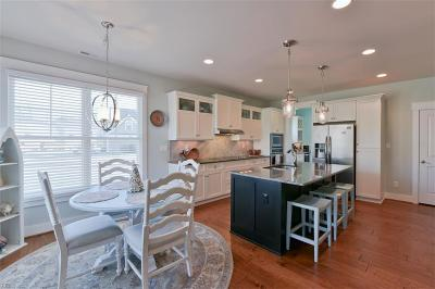 Suffolk Single Family Home For Sale: 3014 Parkside Cir