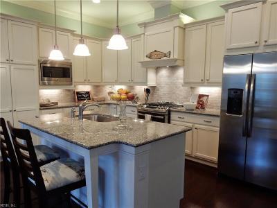 Chesapeake Single Family Home New Listing: 1018 Cranberry Dr #90A