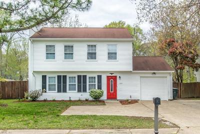 Hampton Single Family Home New Listing: 1321 Andrews Blvd
