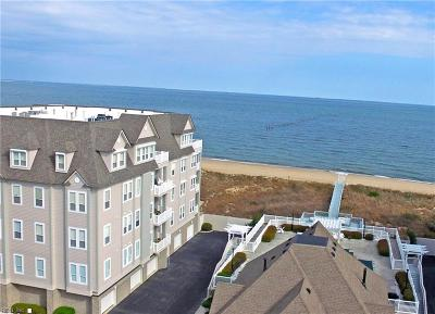 Virginia Beach Single Family Home New Listing: 2317 Mariners Mark Way #303
