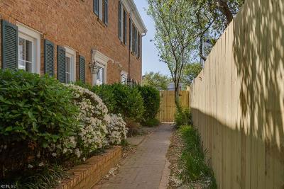 Virginia Beach Single Family Home New Listing: 210 73rd St #B