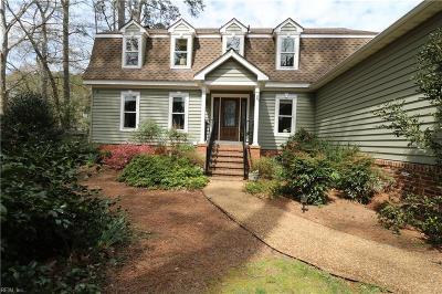 Virginia Beach Single Family Home New Listing: 1808 Duke Of York Quay