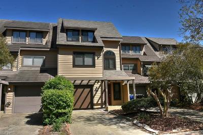 Virginia Beach Single Family Home New Listing: 2318 Rookery Way