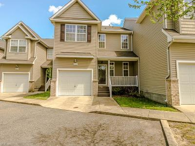 Hampton Single Family Home New Listing: 419 Reflection Ln