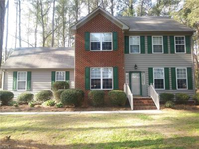 Portsmouth Single Family Home New Listing: 4705 Haywood Dr