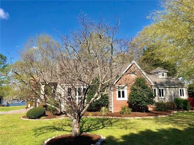 Virginia Beach Single Family Home New Listing: 5641 Blackwater Rd