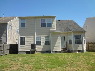 Chesapeake Single Family Home New Listing: 610 Tuskegee Ave