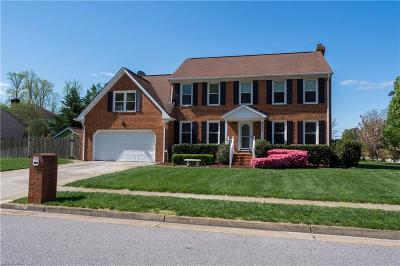 Virginia Beach Single Family Home New Listing: 2701 Cantwell Rd