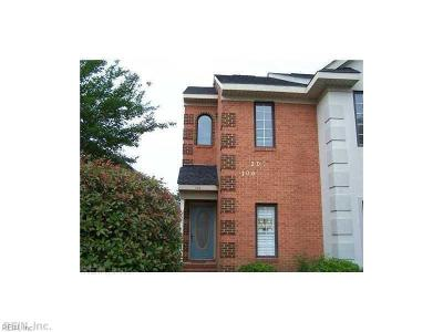 Hampton Single Family Home New Listing: 106 Mainsail Dr #15
