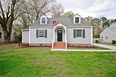York County Single Family Home Under Contract: 114 Battle Rd