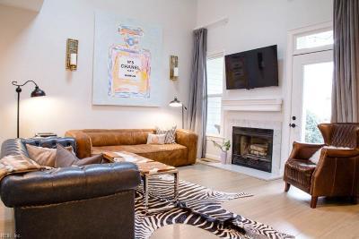 Virginia Beach VA Single Family Home New Listing: $264,500