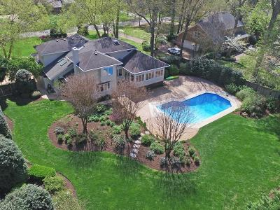 Virginia Beach Single Family Home New Listing: 853 Greentree Arch