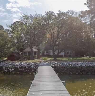 Norfolk Single Family Home New Listing: 6409 Eleanor Ct