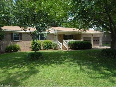 Virginia Beach VA Single Family Home New Listing: $294,900