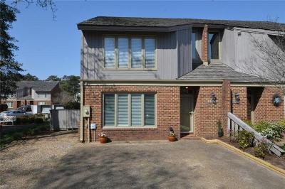 Virginia Beach Single Family Home New Listing: 3949 Ocean Hills Ct