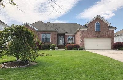 Virginia Beach Single Family Home New Listing: 2056 Bierce Dr