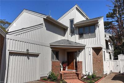 Virginia Beach Single Family Home New Listing: 211 86th St