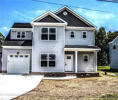Suffolk Single Family Home New Listing: 6653 Everets Rd