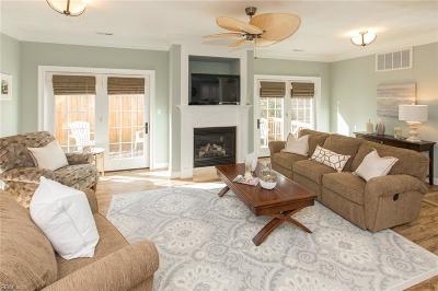 Virginia Beach Single Family Home New Listing: 219 81st St #B