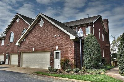 Virginia Beach Single Family Home New Listing: 3204 Huntwick Ln