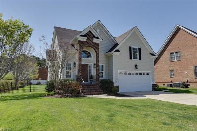Chesapeake Single Family Home New Listing: 525 Bells Hollow Ct