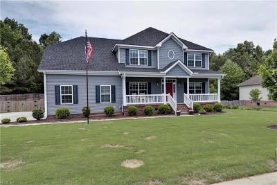 Williamsburg Single Family Home For Sale: 604 Marks Pond Way