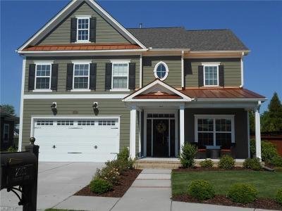 Virginia Beach Single Family Home New Listing: 2053 Grandon Loop Rd
