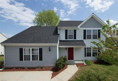 Hampton Single Family Home New Listing: 129 Red Robin Turn