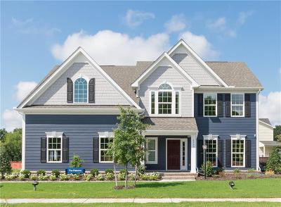 Chesapeake Single Family Home Under Contract: 2156 Summer Breeze Rd