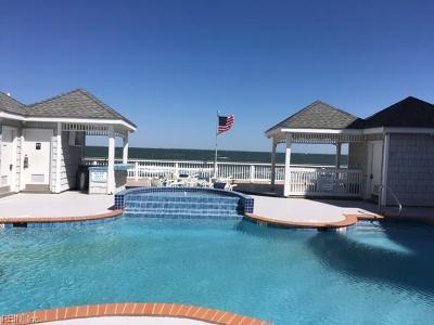 Virginia Beach Single Family Home New Listing: 2301 Beach Haven Dr #201