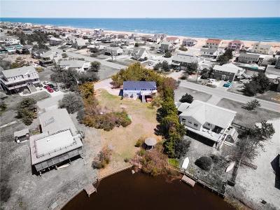 Sandbridge Beach Single Family Home New Listing: 3301 Sandpiper Rd