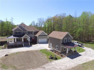 Virginia Beach Single Family Home New Listing: 2341 Princess Anne Rd