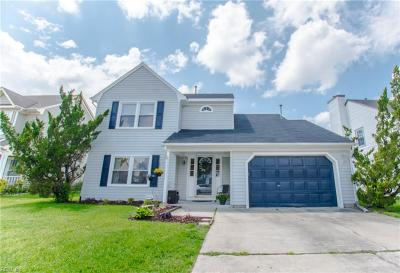 Virginia Beach Single Family Home New Listing: 1881 Pepperell Dr